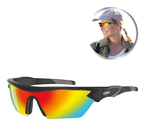 Battle Vision ultraklare Sonnenbrille 2er Set - Diese ultraklare Brille bietet HD-Klarheit, auf die Sie Sich verlassen können