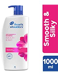 Head & Shoulders Smooth and Silky Shampoo, 1L