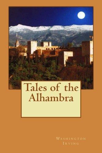 Tales of the Alhambra por Washington Irving