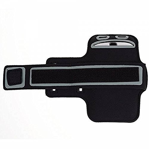 Aeoss Sports Running Jogging Gym Armband Case Cover Holder for Iphone 6 samsung Microsoft Sony Moto G , Swipe ELITE 2,Samsung Galaxy J2,Galaxy S3 Neo , Apple iPhone 6S,Redmi 2 Prime,HTC Desire 526G Plus,Asus Zenfone C,Samsung Galaxy A3,Microsoft Lumia 550