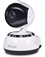 iBall TOTO 1.0MP Smart HD PT Camera (White)