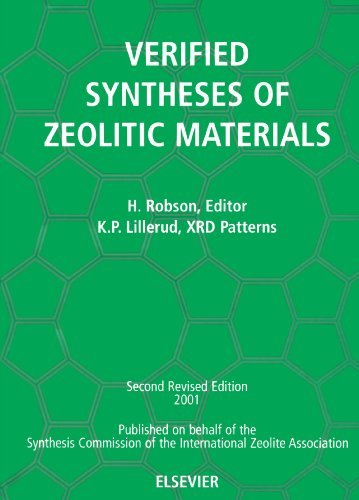 Verified Synthesis of Zeolitic Materials: Second Edition (English Edition) por H. Robson