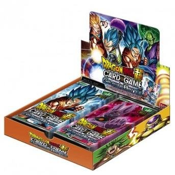 Karten Z Ball Spielen Dragon (Dragon Ball–Super Card Game Serie 1Set 24Booster, 604694)
