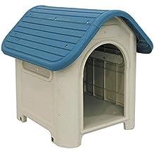 COPELE 70555 Caseta Plástico Perros Dog-House