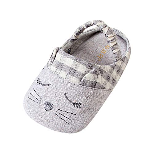 Beikoard Kinderschuhe, Baby Mädchen Nettes Karikatur Katzen Muster Schuh Kleinkind beschuht Winter Baby Schlupfstiefel Warm Schuhe