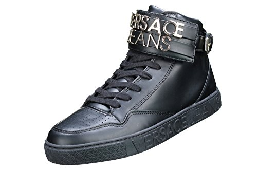 Versace Jeans Basket Eoyrbsd2 899 Noir Noir