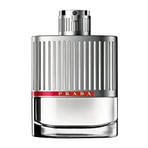 Prada Luna Rossa Eau De Toilette for Men, 100ml With Ayur Lotion FREE