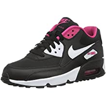 nike air max 90 women schwarz pink