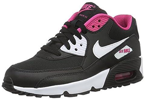Air Max Rose Enfant - Nike Air Max 90 Mesh Gs, Sneakers