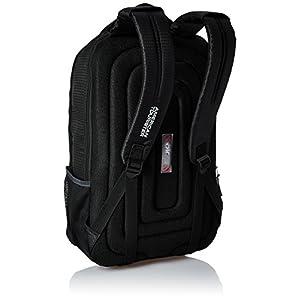American Tourister 28 Ltrs Black Laptop Backpack (AMT TECH Gear Laptop BP 02-BLK)
