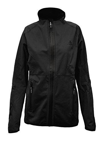 adidas Sailing Herren Softshell Funktionsjacke 3 Layer, Größe:S, Farbe:Black
