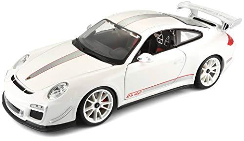 Bburago Maisto France - 11036 - Porsche 911 GT3 RS 4.0 - Échelle 1/18 - Couleur aléatoire