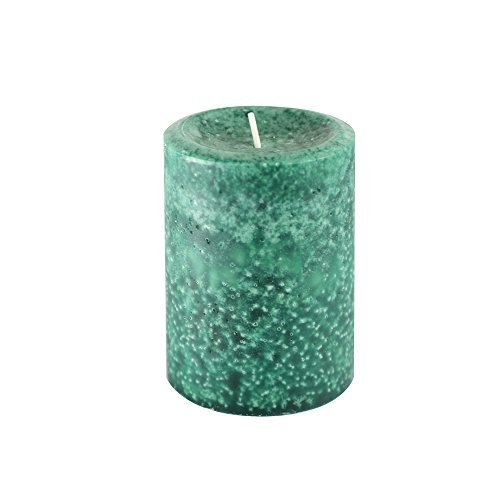 Jeco 7,6x 10,2cm Fresh Frasier Tanne grün Duft Stumpenkerze (Frasier Tanne)