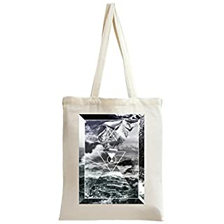 Water Waves And Nature Beauty Tote Bag