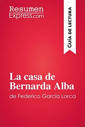 La casa de Bernarda Alba de Federico García Lorca (Guía de lectura): Resumen y análisis completo por ResumenExpress.com