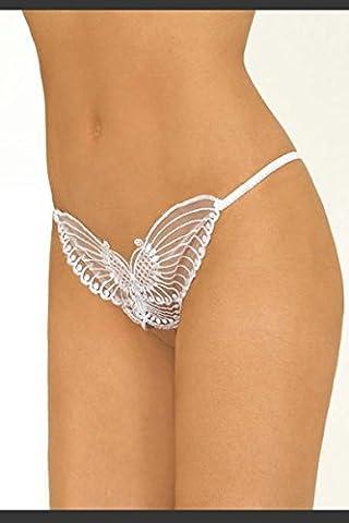Crotchless Panty Incl. 12Pcs