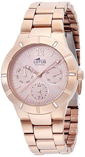 Lotus 15915/2 - Reloj de pulsera Mujer, Acero...
