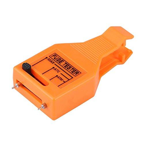 Keenso Multifunktionales Auto Sicherungshalter für Klingen Blade-Sicherungsprüfgerät Tester Entfernung Werkzeug für Mini/Standard -