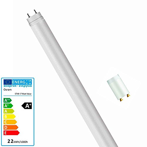 OSRAM LED SUBSTITUBE Value 17W 1700lm 4000K 220Grad 30000Std 840-EM