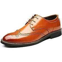 Zapatos de Negocios para Hombres bajo Comercial Placa para Zapato de Hombre en Antideslizante Impermeable Ocio