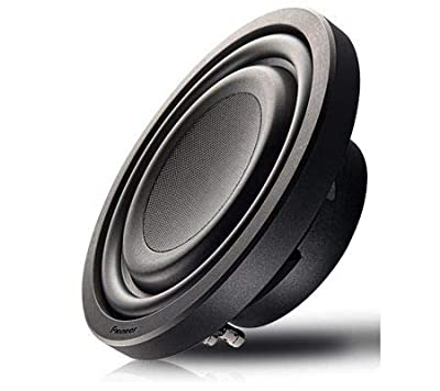 "Pioneer TS-Z10LS4 | 25cm / 10"" Z-Series Shallow Subwoofer (1300 W) 4 Ohm Single Voice Coil from Pioneer"