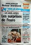 PARISIEN VAL D'OISE (LE) N? 17854 du...