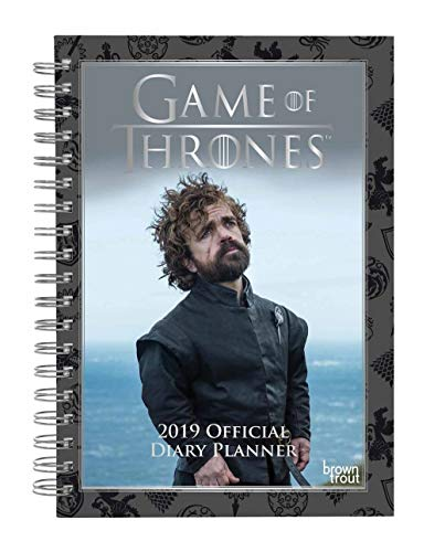 Game of Thrones 2019 Diary Planner par BrownTrout