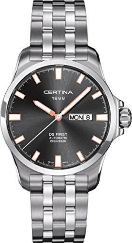 Certina-Mens-Watch-XL-Analogue-Automatic-Stainless-Steel-c0144071108101