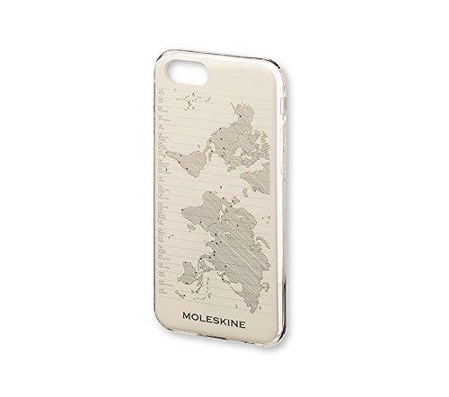 Moleskine Custodia Rigida Journey per Iphone 6/6S/7/8, Mappa