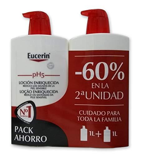 EUCERIN PH5 LOCION ENRIQUECIDA 1L + 1L