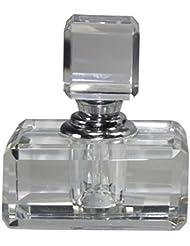 1x Flakon 3ml Milano aus edlem Glas mit Dosierstab