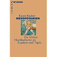Mesopotamien: Die frühen Hochkulturen an Euphrat und Tigris (Beck'sche Reihe)