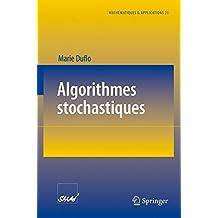 Algorithmes stochastiques (Mathématiques et Applications)
