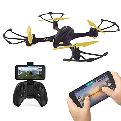 Hubsan H507A X4 Star PRO Drone Quadrocopter GPS Kamera 720P App mit Fernbedienung Waypoints