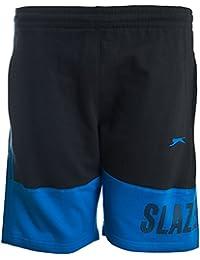 Slazenger Kingsize Omega Shorts Black/Blue