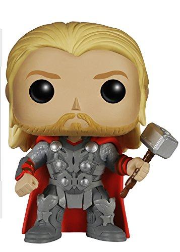 Preisvergleich Produktbild Avengers Age of Ultron Thor POP! Wackelkopf Figur 10 cm