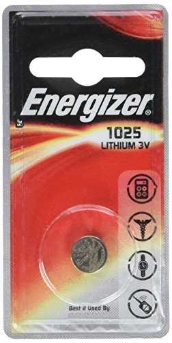 ENERGIZER CR1025, 1 pila de litio, 3V