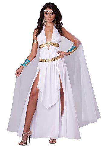 Glamouröses Göttin Kostüm für Damen (Glamouröse Kostüme)