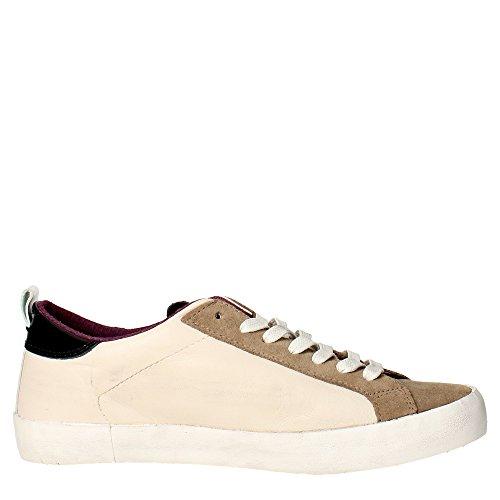D.a.t.e. HILL LOW Sneakers Damen Beige