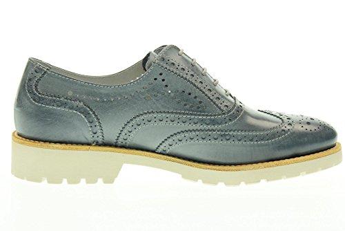 Nero Giardini Zapatos Mujer Inglés Bajo P717191d / 205 Azul