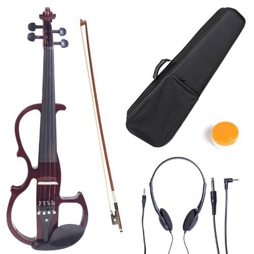 cecilio-l3-4cevn-l2na-size-3-4-electric-violin-mahogany