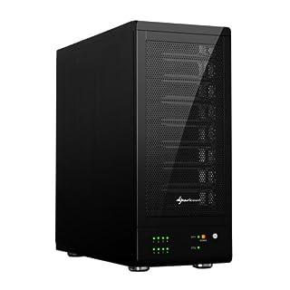 Sharkoon 8-Bay - Caja externa para disco duro, SATA, USB3.0 (B008ENU0XM)   Amazon price tracker / tracking, Amazon price history charts, Amazon price watches, Amazon price drop alerts