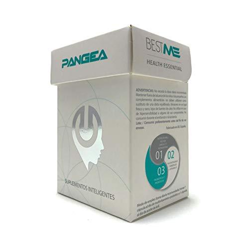 BESTME PANGEA : FORMULA AVANZADA 4 en 1 : Aceite de krill (rico en omega 3, astaxantina EPA DHA) Probióticos...