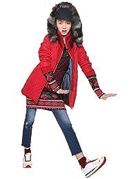 Amazon.it  Desigual - Cappotti   Giacche e cappotti  Abbigliamento a34b32075b2