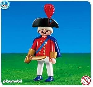 PLAYMOBIL 7676 - Capitaine de la garde royale
