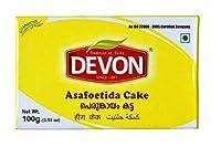 Devon Foods Asafoetida Hing Cake 100 Grams (Pack of 1)