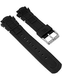 Calypso watches para banda reloj de pulsera banda de plástico para todos los modelos K5560, colores: Negro