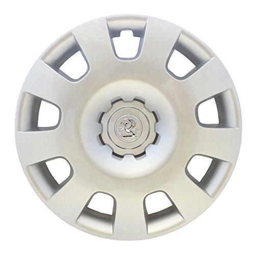 Vauxhall (Genuine OE) Enjoliveur en acier 15 pouces