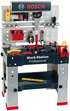 Bosch - Banco de trabajo de juguete (Theo Klein 8290)