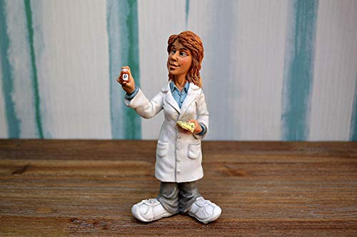 Zoom IMG-3 smi caricatura di mestiere farmacista